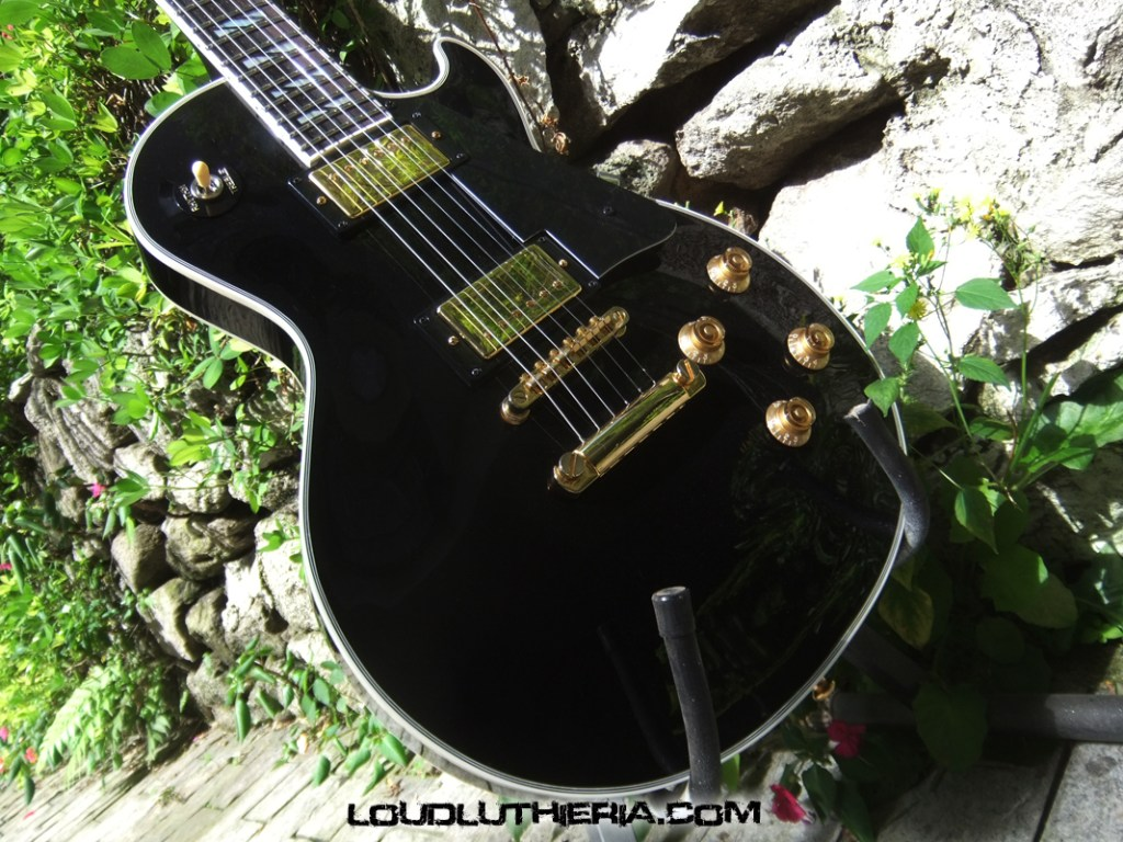 Les Paul Black Beaty