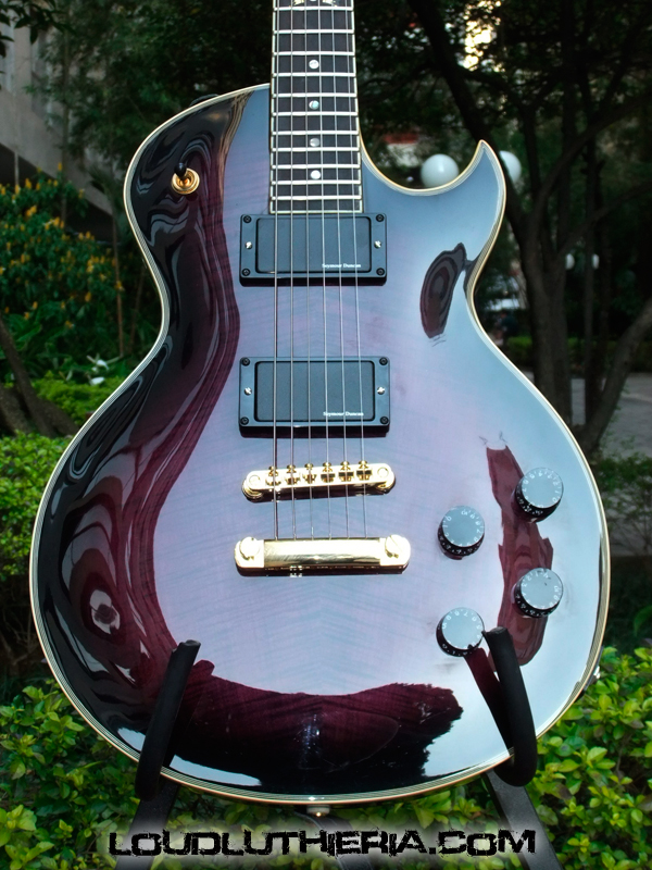 Custom modern Les Paul