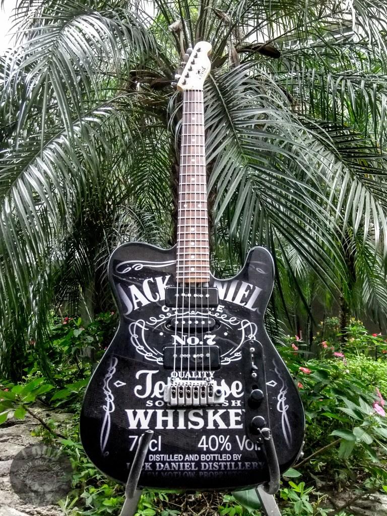 Jack Daniels telecaster