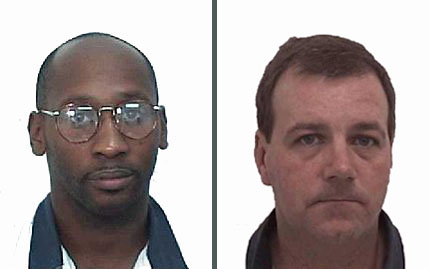 Troy Davis and Samuel David Crowe