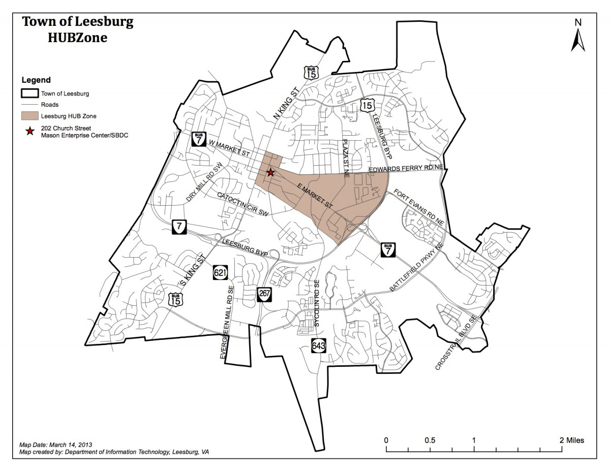 Leesburg Hubzone Companies Seek Employees Loudoun Now