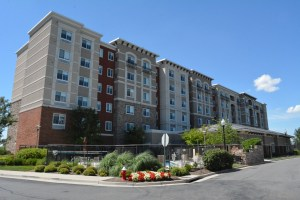 The Hyatt House Sterling/Dulles Airport North off Rt. 28 and Old Ox Road, near Dulles airport. (Renss Greene/Loudoun Now)