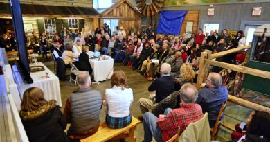 Farming in Sterling Event Brings Out Living History