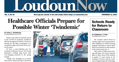 Loudoun Now for Nov. 12, 2020