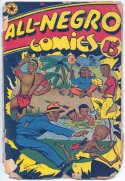 All Negro Comics #1, courtesy of Tom Christopher