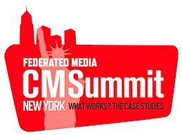 Conversational Marketing Summit 2009