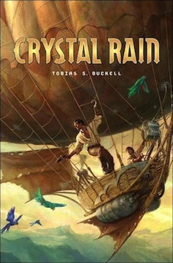 Crystal Rain, by Tobias Buckell