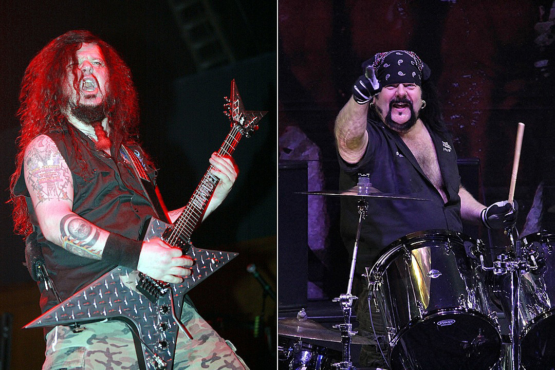 Image result for vinnie paul and dimebag