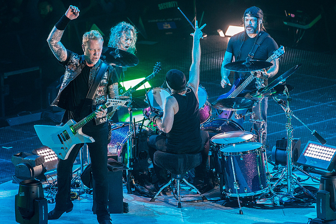 James Hetfield Explains What He Admires About His Metallica Bandmates