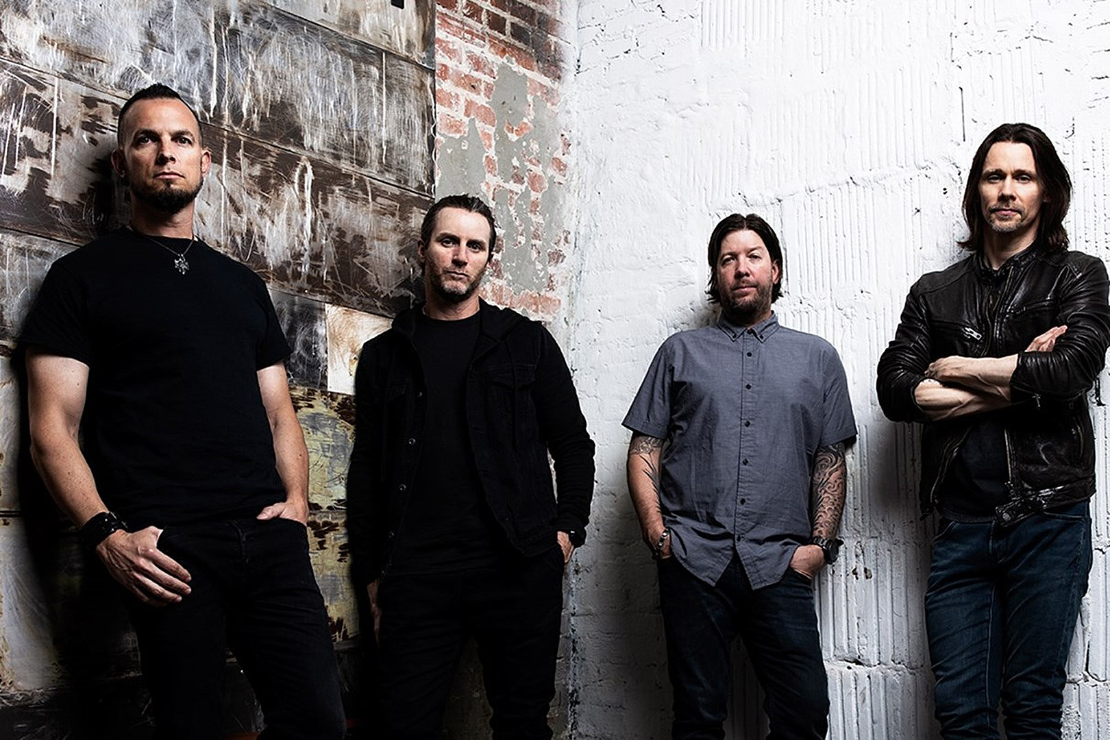 Alter Bridge Dish Out New Song 'Take the Crown' - Empire