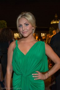 The beautiful actress, singer and dancer, Cassie Scerbo. She's not just a pretty face, she's got the most magnetic energy.
