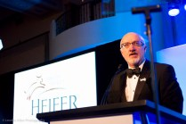 Pierre Ferrari, Heifer International President and CEO