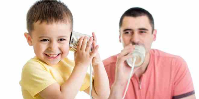 تأخر الكلام عند الأطفال
