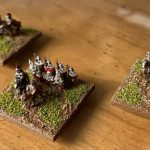 6mm Roman Command bases for Infamy Infamy