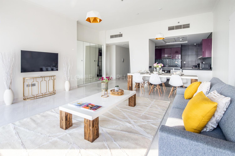 Real Estate Photography - Luxury Apartment in Dubai Marina