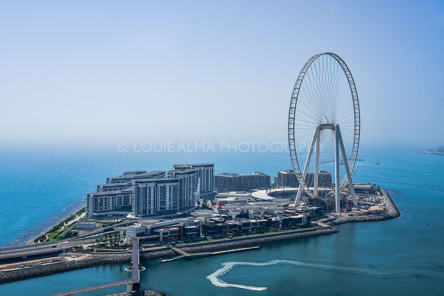 Louie Alma - Landscape Photography, Bluewaters, Dubai