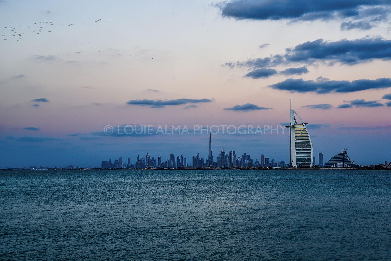 Louie Alma - Landscape Photography, Palm Beach Dubai