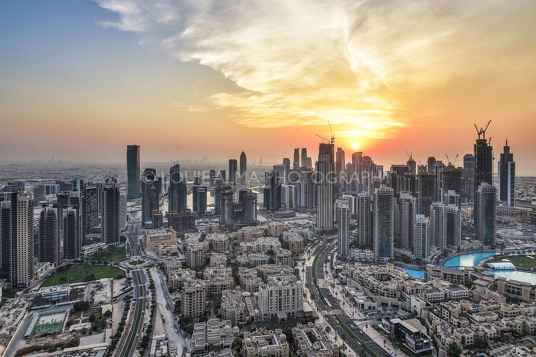 Louie Alma - Landscape Photography, Dubai Marina