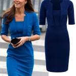 Perfekt Dunkelblaues Kleid Kurz BoutiqueFormal Kreativ Dunkelblaues Kleid Kurz Boutique