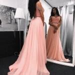 Designer Kreativ Abendkleider Online Lang Bester Preis Ausgezeichnet Abendkleider Online Lang für 2019