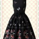 13 Luxurius Schwarzes Kleid Mit Roten Blumen Design10 Ausgezeichnet Schwarzes Kleid Mit Roten Blumen Galerie