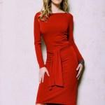 15 Fantastisch Elegantes Rotes Kleid Design Schön Elegantes Rotes Kleid Galerie