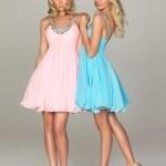 10 Leicht Kleid Kurz Blau Boutique Fantastisch Kleid Kurz Blau Vertrieb