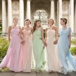 Erstaunlich Kleider Für Brautjungfern GalerieAbend Genial Kleider Für Brautjungfern Spezialgebiet