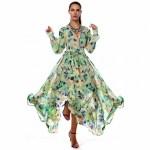 17 Elegant Sommerkleid Langarm für 201920 Wunderbar Sommerkleid Langarm Design