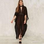 Perfekt Kleid Schwarz Lang Stylish17 Kreativ Kleid Schwarz Lang Bester Preis