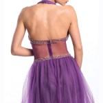 Abend Genial Kleid Lila Kurz Ärmel13 Perfekt Kleid Lila Kurz für 2019