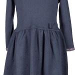 Designer Leicht Kleid Dunkelblau Langarm Galerie Top Kleid Dunkelblau Langarm Boutique