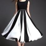 13 Genial Kleider Schwarz Weiß Kurz Boutique20 Einfach Kleider Schwarz Weiß Kurz Vertrieb