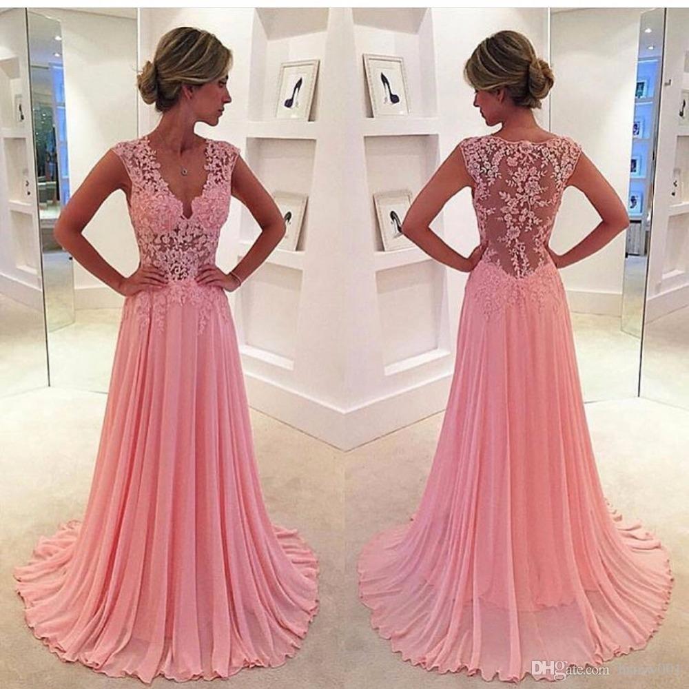 17 Schon Abendkleider Lang Spitze Design Abendkleid