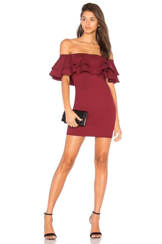 Elegante kleider in rot