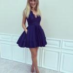 15 Coolste Kleid Hellblau Kurz VertriebFormal Schön Kleid Hellblau Kurz Boutique