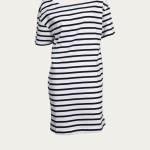 15 Cool Kleid Schwarz Weiß Gestreift GalerieAbend Genial Kleid Schwarz Weiß Gestreift für 2019