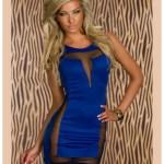 Designer Luxurius Blaues Kleid Ärmel15 Genial Blaues Kleid Stylish