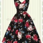 Abend Großartig Kleid Schwarz Mit Blumen Boutique15 Kreativ Kleid Schwarz Mit Blumen Stylish