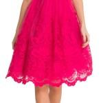 Abend Kreativ Pinkes Kleid Kurz Vertrieb20 Schön Pinkes Kleid Kurz Stylish