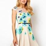 10 Luxurius Blumenkleid Kurz für 2019Designer Leicht Blumenkleid Kurz Stylish