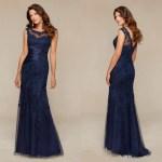 Formal Elegant Kleid Dunkelblau Lang Stylish17 Elegant Kleid Dunkelblau Lang Ärmel