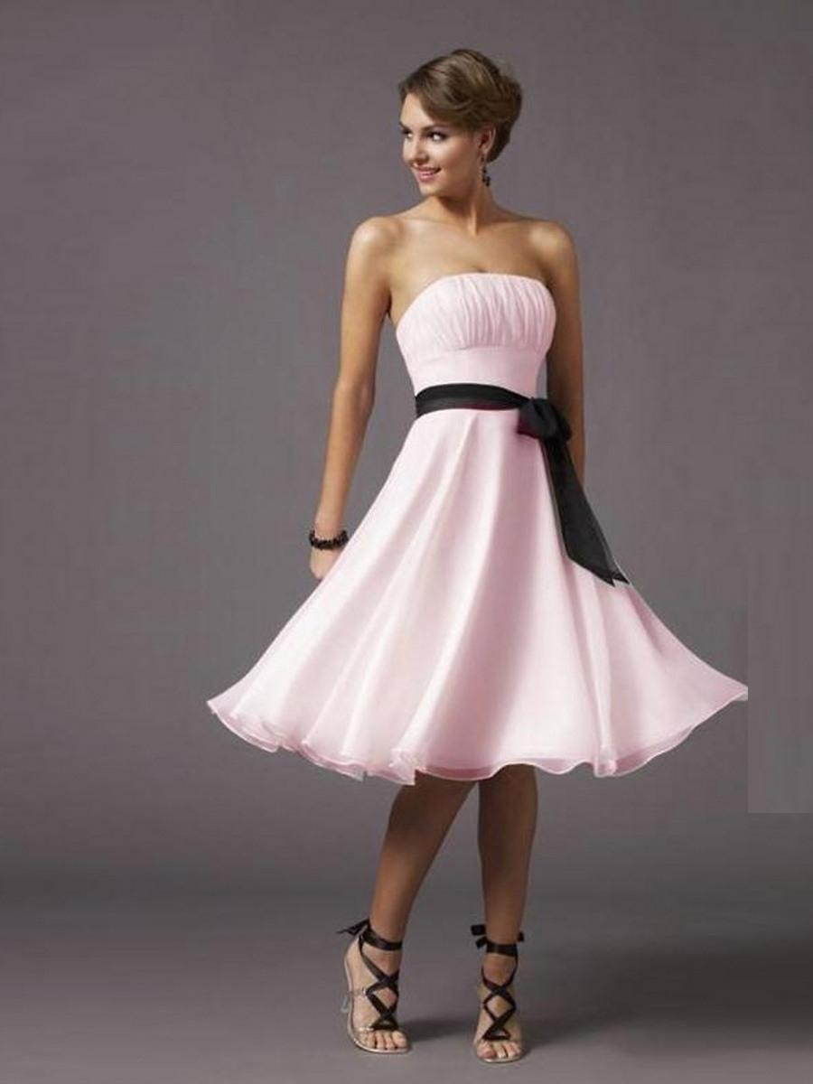 Kleider fur hochzeitsgaste knielang
