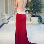 20 Genial Abendkleid Rot Glitzer für 201913 Luxus Abendkleid Rot Glitzer Ärmel