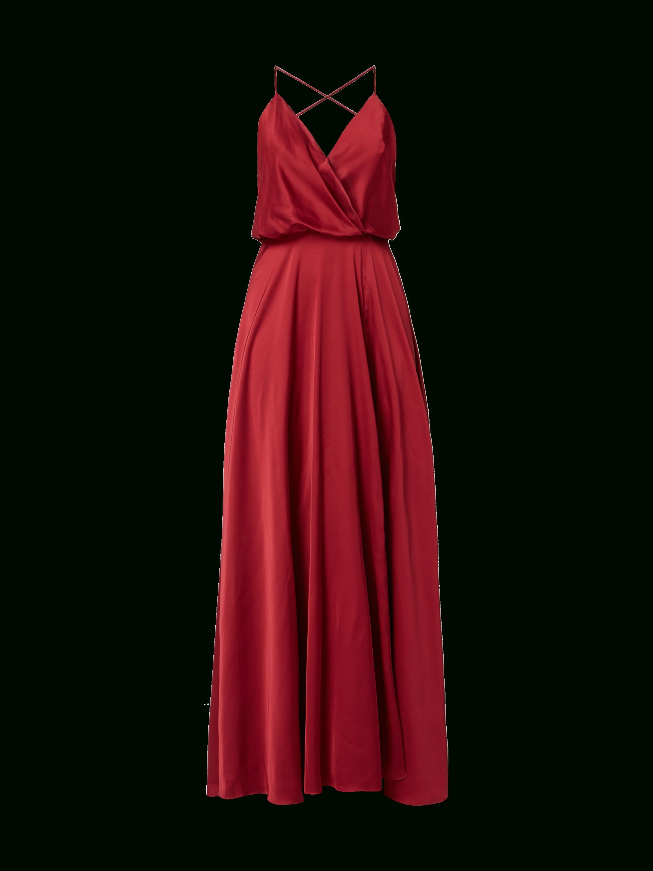 Abendkleid rot asos