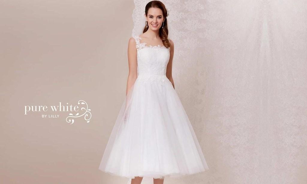 Einzigartig Brautmode Gunstig Vertrieb Abendkleid