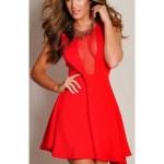 Designer Elegant Rotes Kleid Langarm Galerie17 Luxurius Rotes Kleid Langarm Stylish