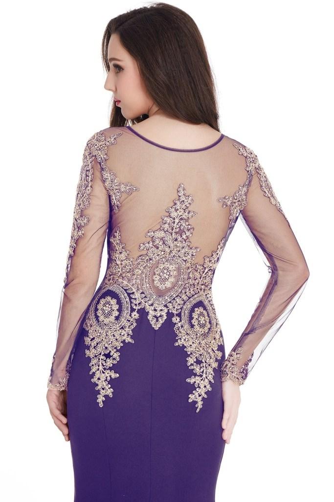 best service 51471 ac0bb Formal Schön Abendmode Damen Lang Boutique - Abendkleid