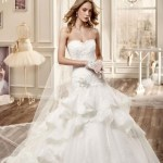 Formal Elegant Italienische Brautmode für 201920 Schön Italienische Brautmode Ärmel