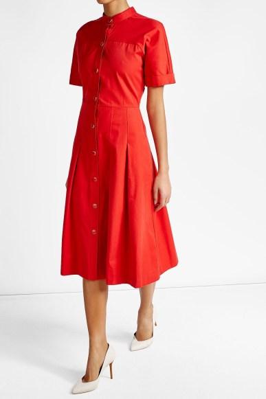 designer-einfach-damen-kleider-midi-design